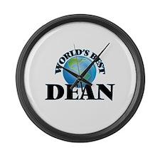 World's Best Dean Large Wall Clock