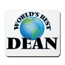 World's Best Dean Mousepad