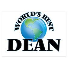 World's Best Dean Invitations
