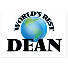 World's Best Dean Invitations