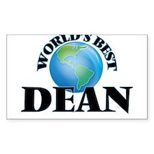 World's Best Dean Decal