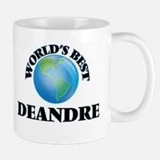 World's Best Deandre Mugs