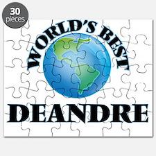 World's Best Deandre Puzzle