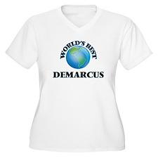 World's Best Demarcus Plus Size T-Shirt