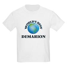 World's Best Demarion T-Shirt