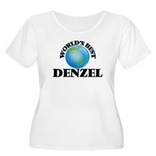 World's Best Denzel Plus Size T-Shirt