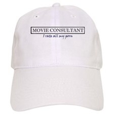 Movie Consultant - Porn Baseball Cap