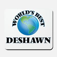 World's Best Deshawn Mousepad