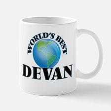 World's Best Devan Mugs