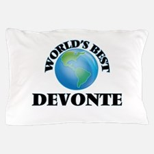 World's Best Devonte Pillow Case
