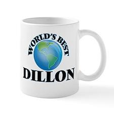 World's Best Dillon Mugs