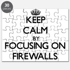 Keep Calm by focusing on Firewalls Puzzle