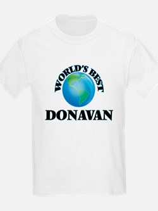 World's Best Donavan T-Shirt