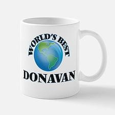 World's Best Donavan Mugs
