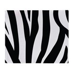 Zebra Striped animal Throw Blanket