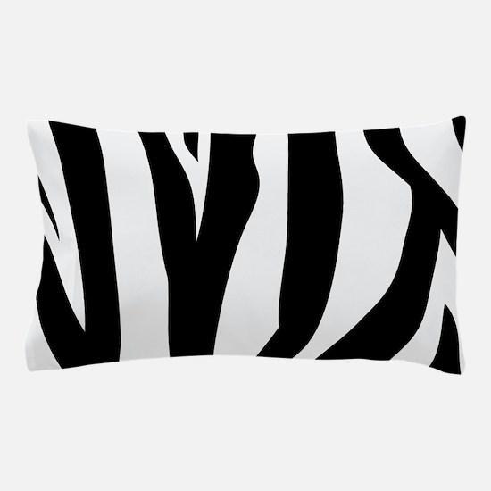 Zebra Striped animal Pillow Case