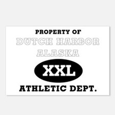 Dutch Harbor Athletic Dept. Postcards (Package of