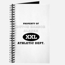Dutch Harbor Athletic Dept. Journal