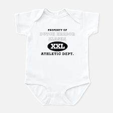 Dutch Harbor Athletic Dept. Infant Bodysuit
