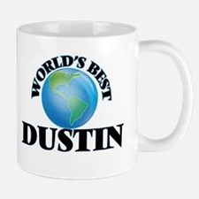 World's Best Dustin Mugs
