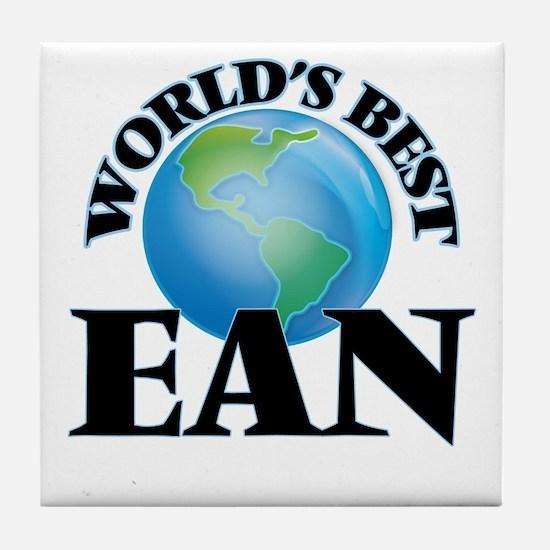 World's Best Ean Tile Coaster