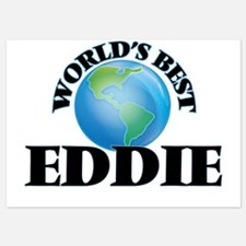 World's Best Eddie Invitations