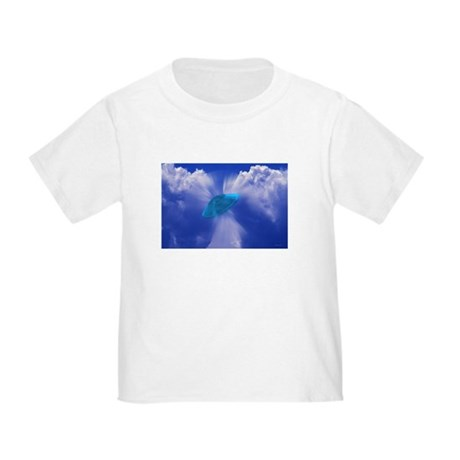 Warp Speed UFO Toddler T-Shirt