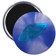"""Warp Speed UFO 2.25"""" Magnet"""