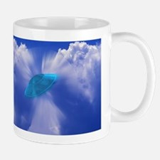 Warp Speed UFO ~ Small Mug