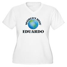 World's Best Eduardo Plus Size T-Shirt