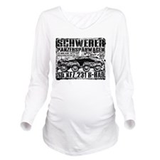 Sd.Kfz. 231 (8-Rad) Long Sleeve Maternity T-Shirt