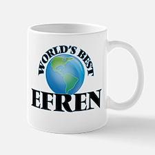 World's Best Efren Mugs