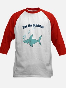 Eat My Bubbles Kids Baseball Jersey