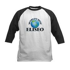 World's Best Eliseo Baseball Jersey