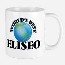 World's Best Eliseo Mugs