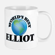 World's Best Elliot Mugs
