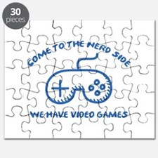 Come To The Nerd Side Puzzle