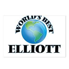 World's Best Elliott Postcards (Package of 8)
