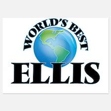 World's Best Ellis Invitations