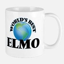 World's Best Elmo Mugs
