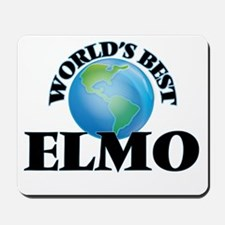 World's Best Elmo Mousepad