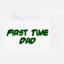 First Time Dad Greeting Cards (Pk of 10)