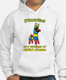 Panatas Are Victims Of Child Abuse Hoodie