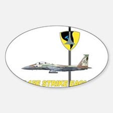 IAF Hammer Squadron Rectangle Decal