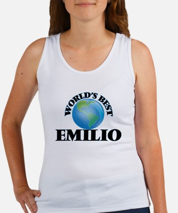 World's Best Emilio Tank Top