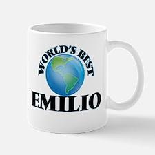 World's Best Emilio Mugs