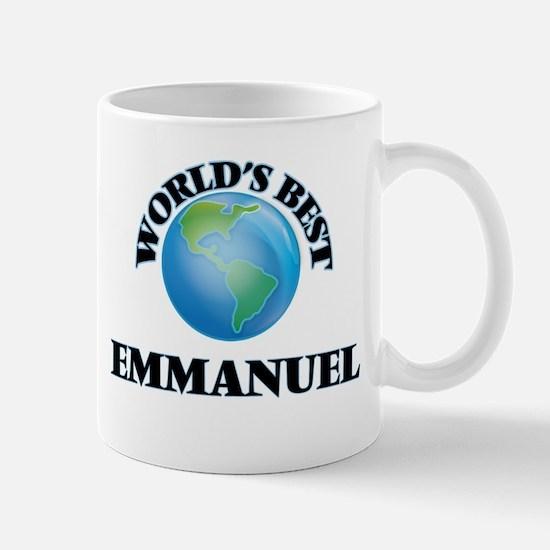 World's Best Emmanuel Mugs