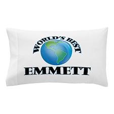 World's Best Emmett Pillow Case