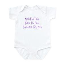 Aprils Final Fling   Before T Infant Bodysuit