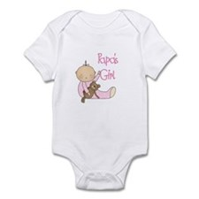 Papa's Girl Infant Bodysuit